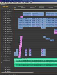 Vocalessence - Premiere Pro Timeline 200